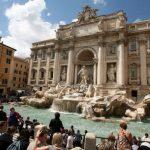 Фонтан Треви – перекресток трех дорог в Риме