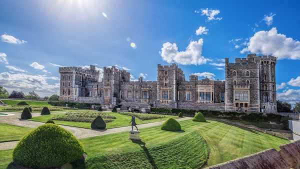 посетить в Англии