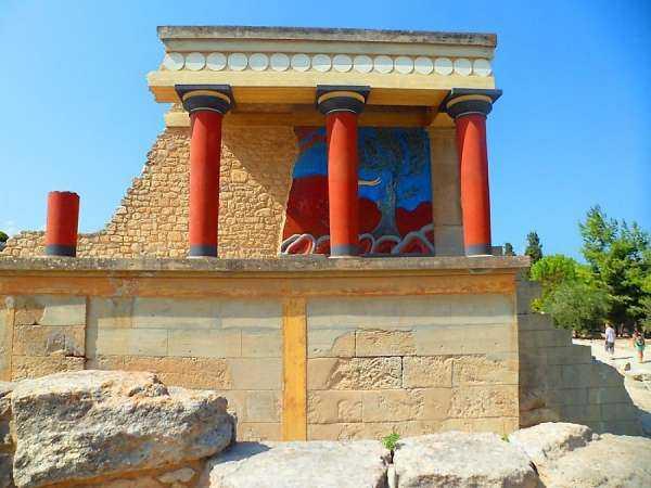 остров Крит достопримечательности