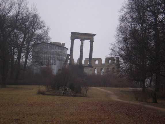 город потсдам германия